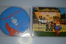 The Supernaturals – The Day Before Yesterday's Man. CD-SINGLE.