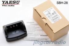 Genuine Yaesu SBH-28 Desktop Li-ion Battery Rapid Charger Cradle For FT-70DE DR