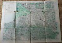 Service Géographique de l'Armée - juillet 1936 - Carte Tourisme aérien