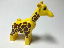 5€/Stück.  10 Stück Duplo große Giraffe neu Zoo altes Design Serie Sammler rar
