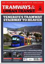 TRAMWAYS & URBAN TRANSIT 951 MAR 2017 New Tramways,CRRC MA,Pesa,Ostrava Czech Re