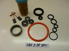 Bosch GBH 2-28 DFV , Reparatursatz, Verschleissteilesatz, Wartungset !!!!