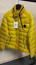 CP Company Ultralight Nylon Down Jacket In Yellow BNWT