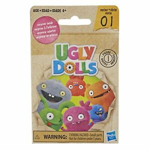Ugly Dolls Series 1 Surprise Mystery Bag With Mini Figurine Inside Ages 4 and Up