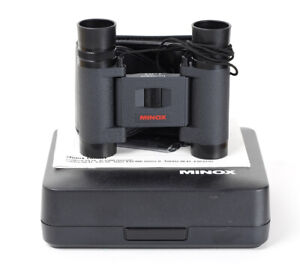 Binocular Minox Compact 8 x 22 B 8x22B Nice Condition Boxed No.25718