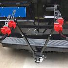 3 Bike Trunk Rack Rear Mount Three Bikes Carrier Car SUV Bicycle Sedans Sturdy