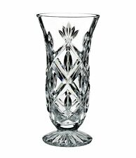 """NEW Waterford Crystal Green Hills Footed Vase 8"""" - Retails $99"""