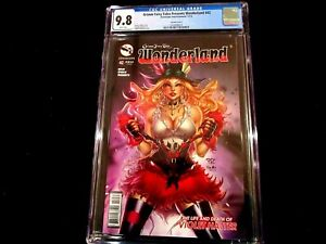 Grimm Fairy Tales: Wonderland #42 - CGC 9.8 - Pantalena Cover C! Highest Graded