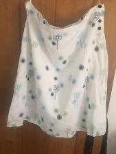 Mudd & Water Size 18 Skirt 100% Linen