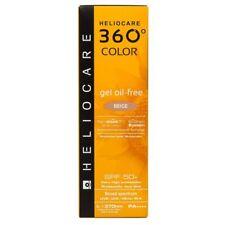 Heliocare 360 Color Gel Oil Free Beige SPF50