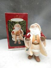 Hallmark Keepsake Ornament, 8th in the Merry Olde Santa Series, 1997