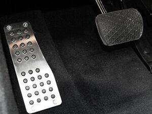 Mercedes Footrest Foot rest Aluminium Pedal W202 W203 W204 C Class AMG look