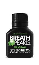 Breath Pearls Original Freshens Breath 50 softgels