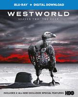 Westworld: Season Two - The Door DVD (2018) Evan Rachel Wood cert 15 3 discs