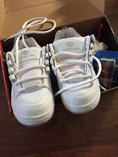 Heels Fantasia (White/Silver Stars)style #7389 Skate Shoes Woman's 9 / unisex 8