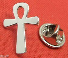 Ankh Lapel Hat Cap Tie Pin Badge Brooch Key of Life The Nile Crux Ansata