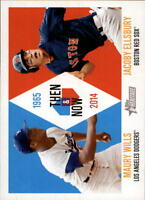 2014 Topps Heritage Baseball Insert/Parallel Singles (Pick Your Cards)