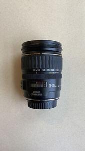 Canon EF 28-135mm F3.5-5.6 IS USM Lens + FREE LENS BAG!