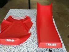 Yamaha WARRIOR 350 1987-1998 YFM350 Seat Cover Red  (Y62)