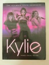 THE ULTIMATE KYLIE SONGBOOK   piano vocal guitar