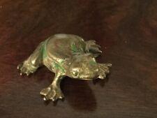 Wiener Bronze, 🐸 kleiner Laubfrosch 🐸, 19. Jahrhundert