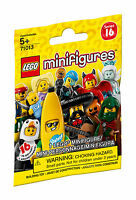 Lego Series 16 Minifigures CHOOSE your Re-SEALED Minifigure 71013 CMF