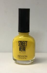 Revlon Street Wear Nail Color - Taxi #14