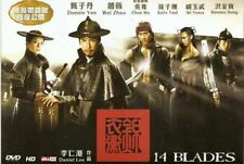 NEW HONG KONG Movie REGION ALL DVD 14 Blades - Donnie Yen, Vicki Zhao, Wu Chun