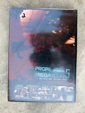 Props Mega Tour 5 Someone's Gonna Pay Bmx Bicycle - 1 Dvd Video