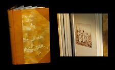 NERVAL (Gérard de) / COLIN (Paul-Emile, ill. de) - Sylvie. 1/40. Suite + dessin.