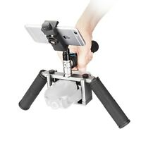 Dual Handheld Metal Cinema Tray Mavic Camera Gimbal Stabilizer for DJI Mavic Air