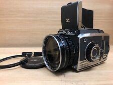 *Near Mint ++* Zenza Bronica S2A Late Model w/ Nikkor H 50mm F/3.5 Lens From JPN