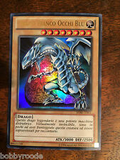 Drago Bianco Occhi Blu YU-GI-OH! SDBE-IT001 Ita ULTRA RARA 1 Ed.
