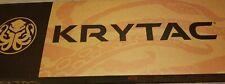 KRYTAC ALPHA CRB: AEG / Black / 6mm Airsoft Rifle