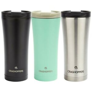 Craghoppers Insulated Stainless Steel Thermal Control Tumbler Metal Sports Flask
