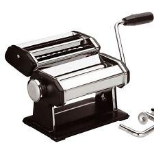 3 In 1 Black Stainless Steel Pasta Lasagne Spaghetti Tagliatelle Maker Cutter