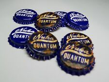 Fallout 4  8 x Nuka cola Quantum caps (old and new looking) not paper