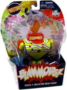 """Blammoids Series 1 Action Figurine - Firestorm"" by DC Comics, Brand New"