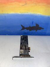 ASUS XONAR DX COMPUTER PCI Express, PCI Express x1 (DX/XD/A) Sound Card