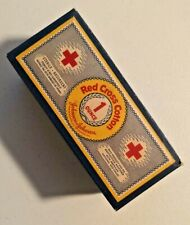VINTAGE 1940s RED CROSS Cotton SEALED 1 oz. NOS Rare -- 1692