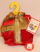Build a Bear Christmas Present Gift Costume Holiday BABW NWT