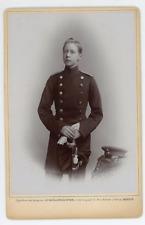 Kronprinz Friedrich-Wilhelm von Preussen Vintage silver print. Tirage arge
