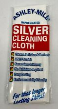 Ashley Mill Silver Cleaning Cloth  New & Sealed