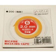 KRK MICRON MASKING TAPE REFILL 2,0mm x 5 mt. Cod.2001-6
