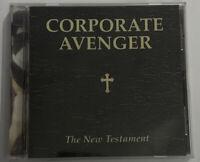Corporate Avenger - The New Testament CD Kottonmouth Kings Suburban Noize RARE