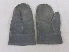 Wehrmacht Winter Posten Handschuhe Fäustlinge MG Schütze