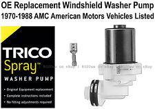 Windshield / Wiper Washer Fluid Pump (a) - Trico Spray 11-509