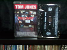 TOM JONES RELOAD - RARE INDONESIAN CASSETTE TAPE NM