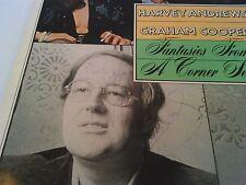 ** SIGNED ** HARVEY ANDREWS GRAHAM COOPER - FANTASIES FROM A CORNER SEAT LP / UK