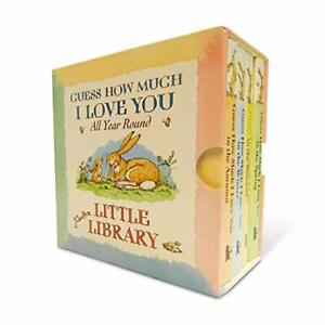 Guess How Much I Love You Little Library by Sam McBratney (2010) New Book